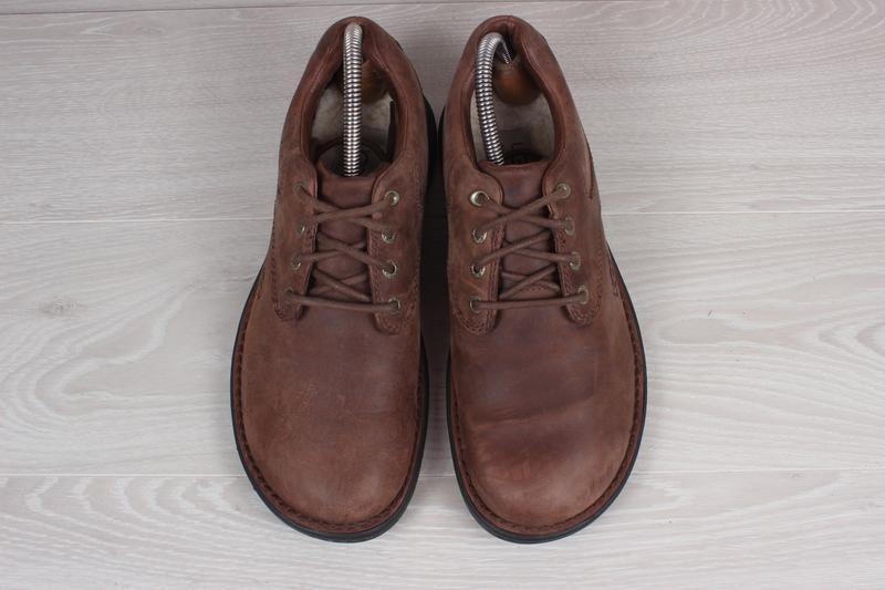 Кожаные туфли ugg australia оригинал, размер 40 - 41 (стельки ... - Фото 2