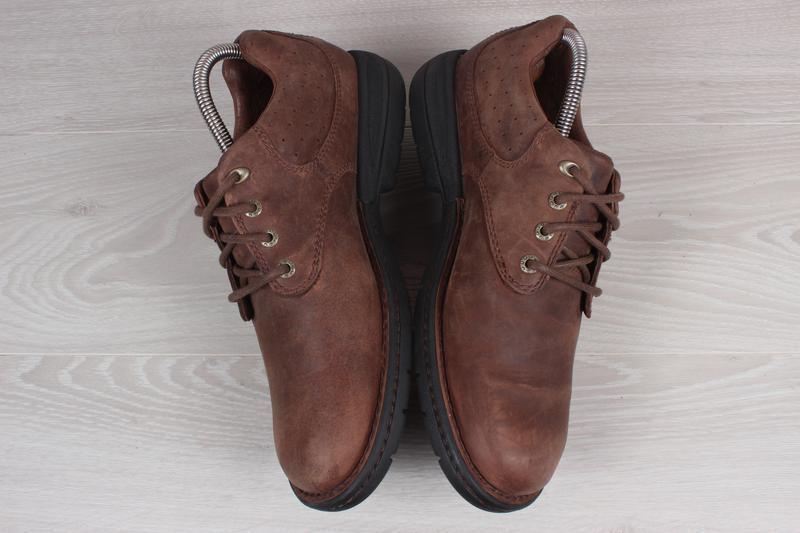 Кожаные туфли ugg australia оригинал, размер 40 - 41 (стельки ... - Фото 3