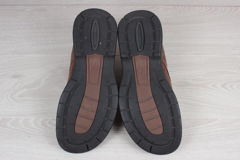 Кожаные туфли ugg australia оригинал, размер 40 - 41 (стельки ... - Фото 4