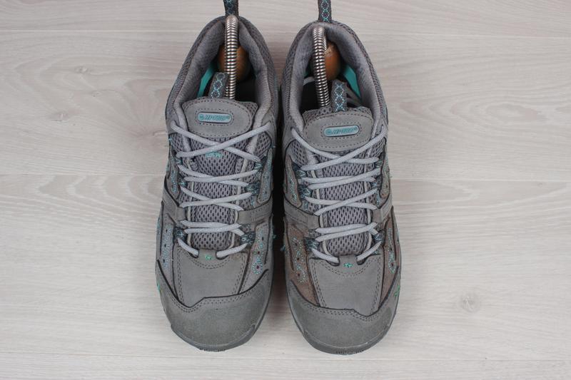 Женские треккинговые кроссовки hi-tec, размер 38.5 - 39 (vibra... - Фото 2