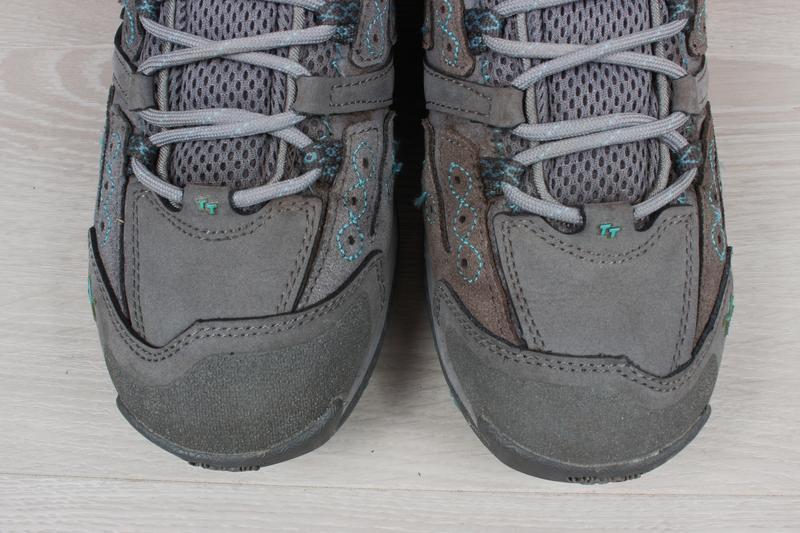 Женские треккинговые кроссовки hi-tec, размер 38.5 - 39 (vibra... - Фото 3
