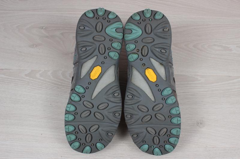 Женские треккинговые кроссовки hi-tec, размер 38.5 - 39 (vibra... - Фото 4