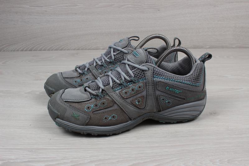 Женские треккинговые кроссовки hi-tec, размер 38.5 - 39 (vibra... - Фото 6