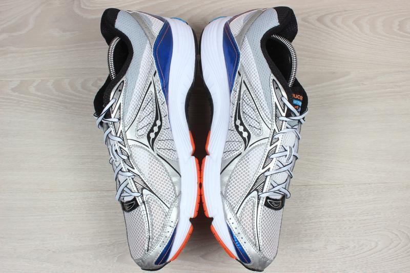 Мужские спортивные кроссовки saucony ignition, размер 46 - 46.... - Фото 4