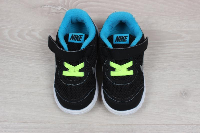 Детские кроссовки nike оригинал, размер 22 - Фото 2