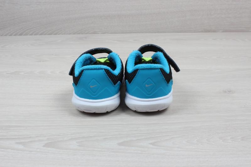 Детские кроссовки nike оригинал, размер 22 - Фото 5