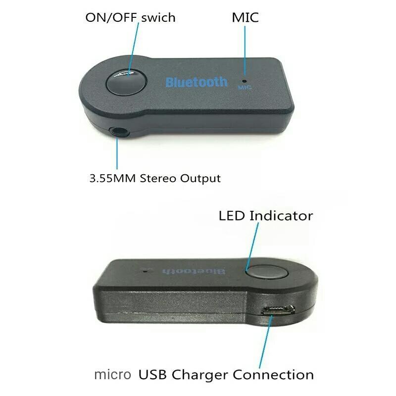 Bluetooth receiver Блютуз ресивер - Фото 3