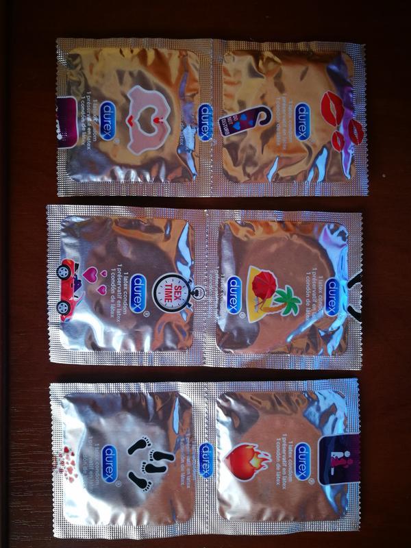 Оригинанальные презервативы Durex - Фото 5