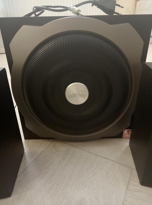 Колонки F&D А521 - Фото 2