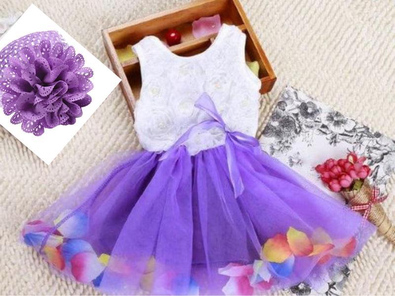 Детские праздничные платья - Фото 2