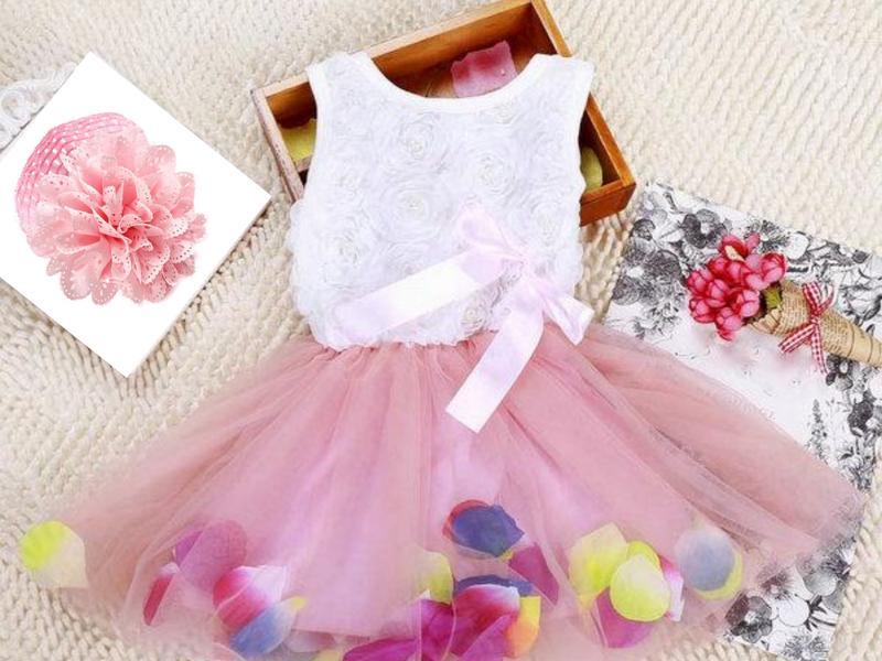 Детские праздничные платья - Фото 3