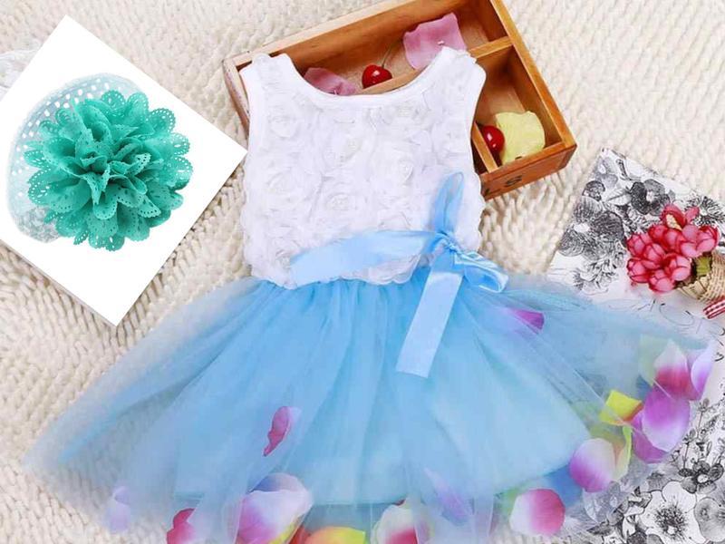 Детские праздничные платья - Фото 4