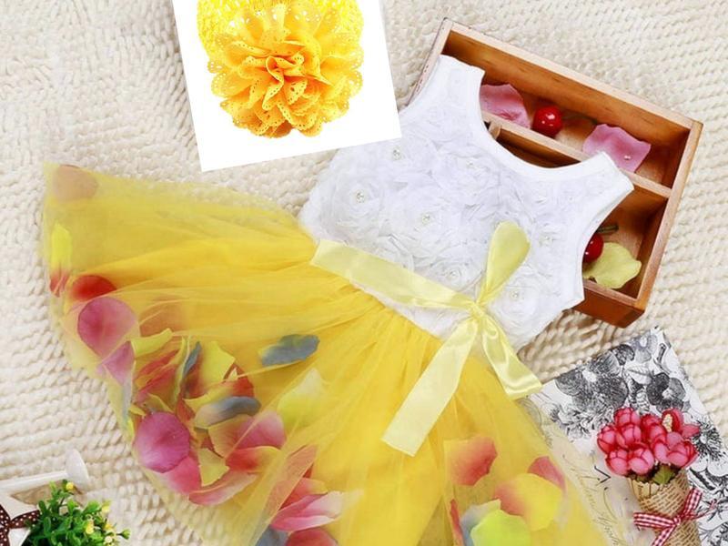 Детские праздничные платья - Фото 5