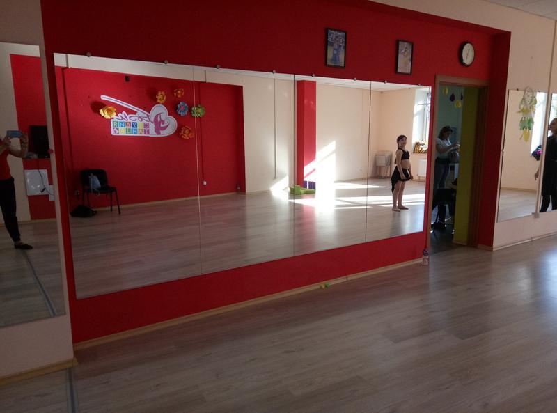 Зеркала для тренажерных, спортивных, танцевальных, фитнеc-залов