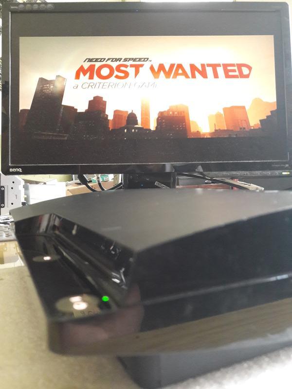 Playstation 3 slim Прошита CFW Rebug + Ігри Б/У - Фото 5