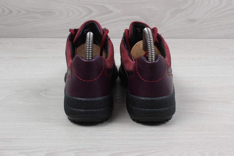 Кожаные женские кроссовки hotter, размер 37 (ботинки gore-tex) - Фото 6