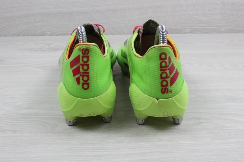 Футбольные бутсы adidas adizero f50, размер 43 (профи, полупро... - Фото 2