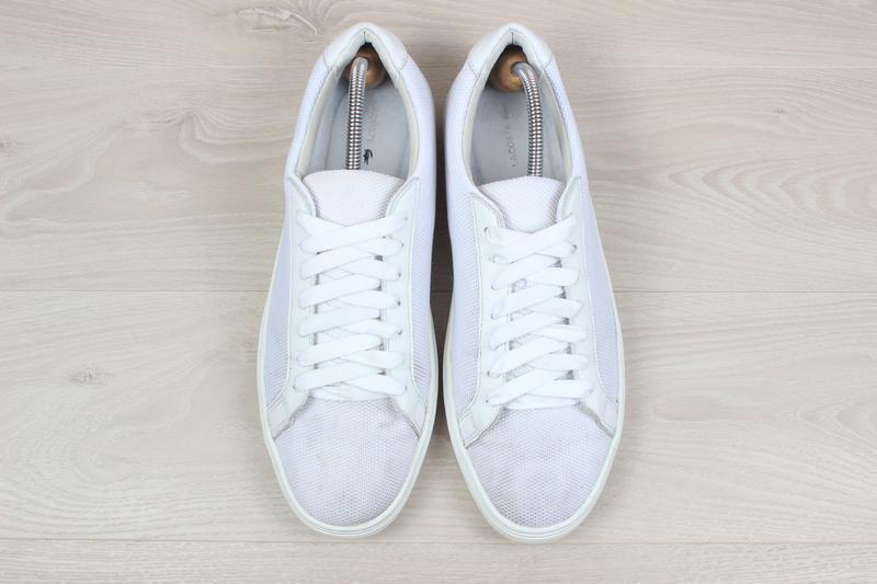 Мужские кроссовки lacoste оригинал, размер 45.5 - 46 - Фото 2