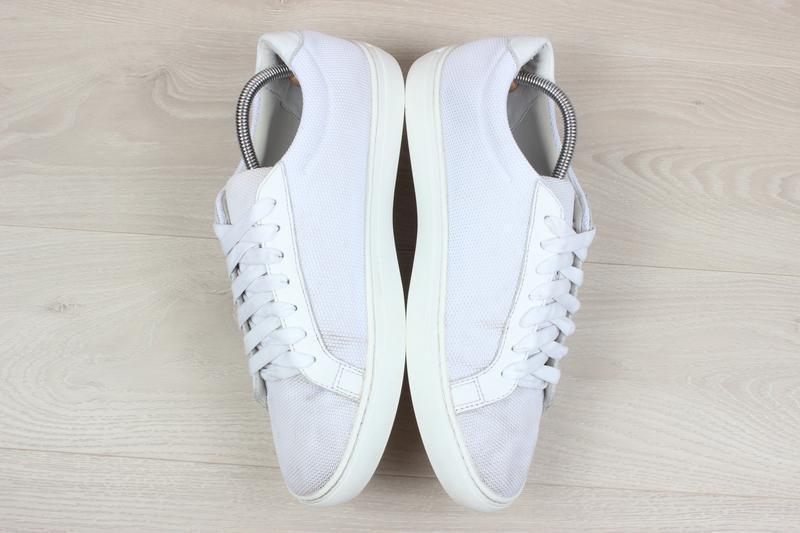 Мужские кроссовки lacoste оригинал, размер 45.5 - 46 - Фото 4