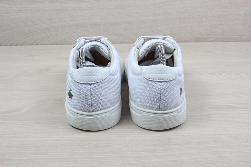 Мужские кроссовки lacoste оригинал, размер 45.5 - 46 - Фото 6