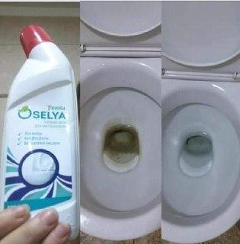 Средство для чистки унитазов