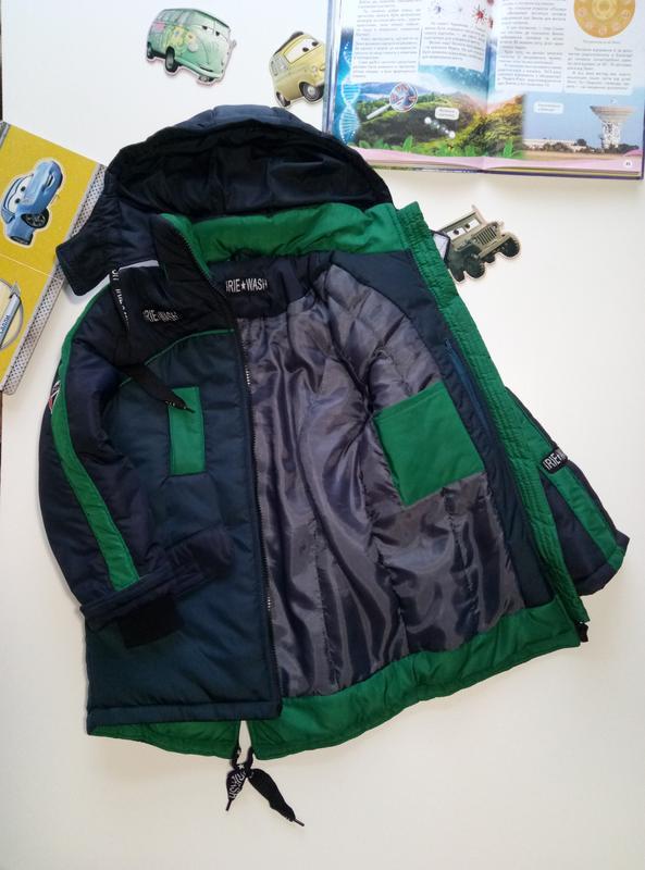 Курточка для мальчика - Фото 2