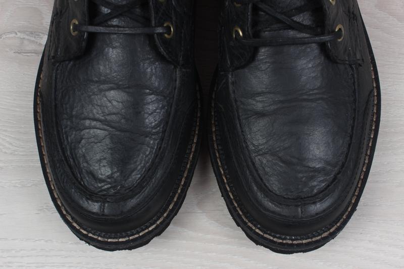 Мужские кожаные ботинки rockport, размер 42 - 42.5 (adiprene b... - Фото 3