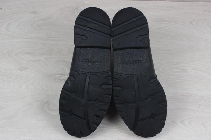 Мужские кожаные ботинки rockport, размер 42 - 42.5 (adiprene b... - Фото 6