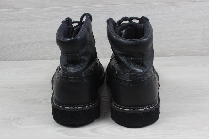 Мужские кожаные ботинки rockport, размер 42 - 42.5 (adiprene b... - Фото 7