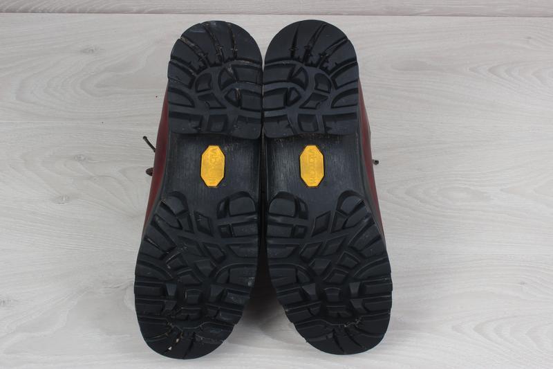 Зимние мужские кожаные ботинки scarpa, размер 43 - 44 (треккин... - Фото 5