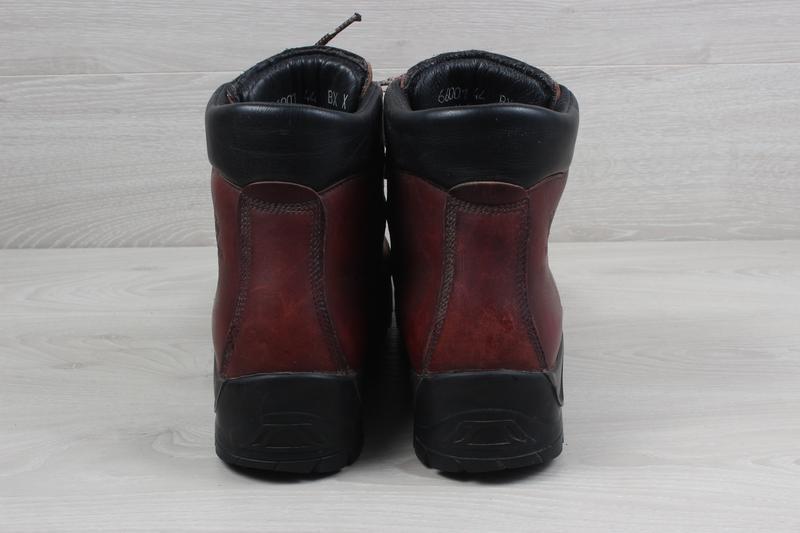 Зимние мужские кожаные ботинки scarpa, размер 43 - 44 (треккин... - Фото 6