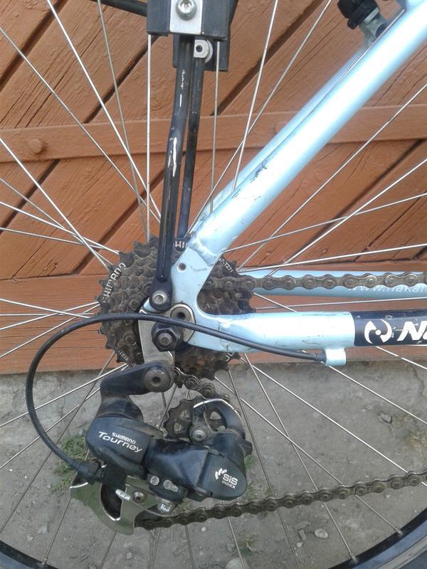 Велосипед алюмінієвий - Фото 2