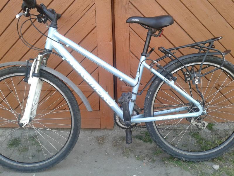 Велосипед алюмінієвий - Фото 5