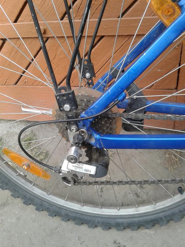 Алюмінієвий велосипед - Фото 2