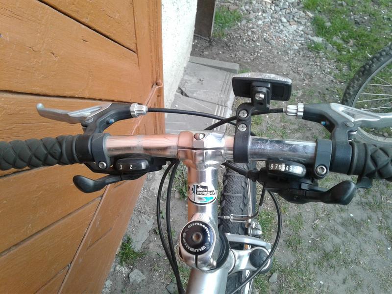 Алюмінієвий велосипед - Фото 4