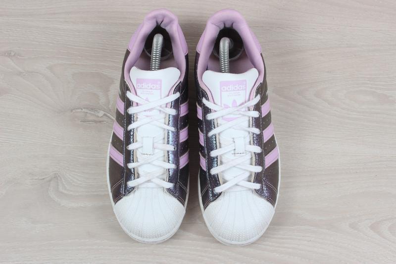 Кроссовки adidas superstar оригинал, размер 35 - 35.5 - Фото 2