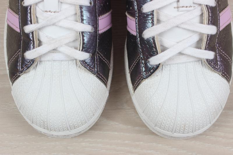 Кроссовки adidas superstar оригинал, размер 35 - 35.5 - Фото 3