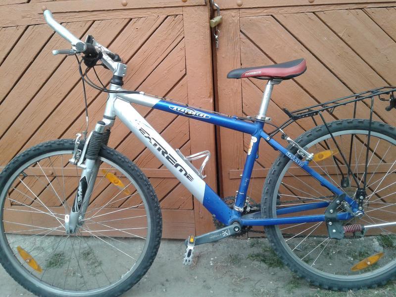 Алюмінієвий велосипед - Фото 5