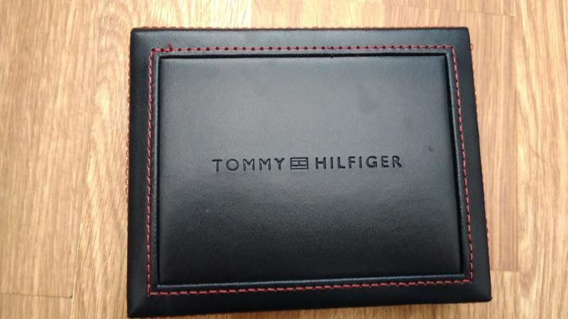 Кошелёк Tommy Hilfiger коричневый - Фото 4