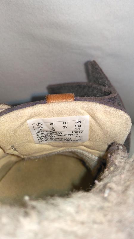 """Очень моднявые детские ботиночки """"air clarcs"""" - Фото 4"""