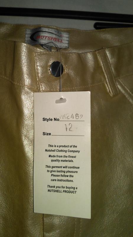 """Супер модные и водоотталкивающие штаны для девушки """"nutshell"""" - Фото 3"""