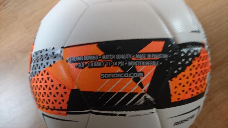 М'яч Sondico Venata Football ORIGINAL MATCH BALL - Фото 3