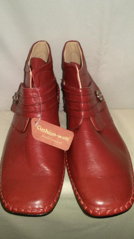Супер шикарно-модные, осенне - весенние  ботиночки