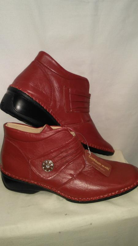 Супер шикарно-модные, осенне - весенние  ботиночки - Фото 2
