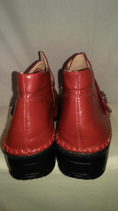Супер шикарно-модные, осенне - весенние  ботиночки - Фото 3