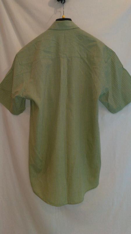 Летняя рубашка с коротким  рукавом - Фото 2