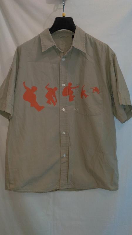 Супер  рубашка для роллеров (made in sri lanka )