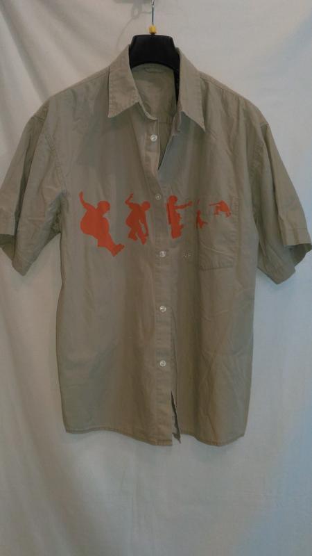 Супер  рубашка для роллеров (made in sri lanka ) - Фото 3