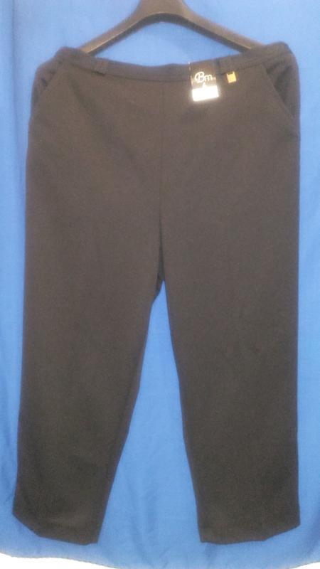 Черные  нарядные  бриджи (made in sri lanka )