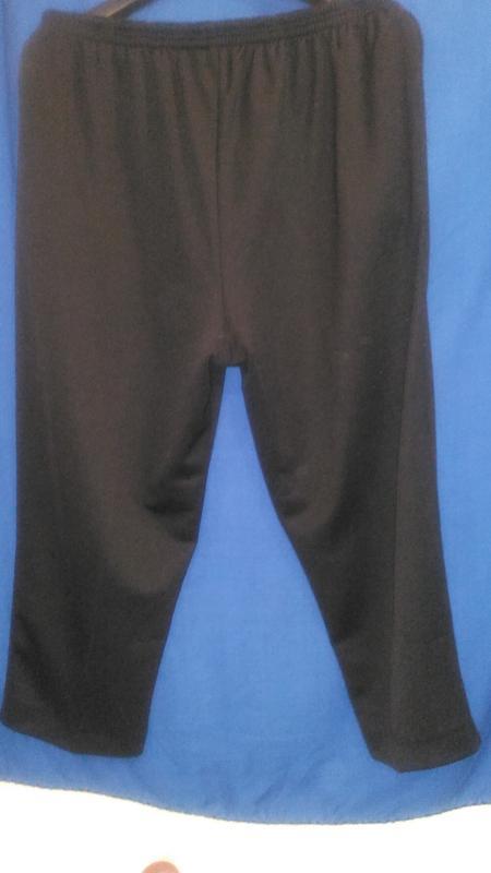 Черные  нарядные  бриджи (made in sri lanka ) - Фото 2